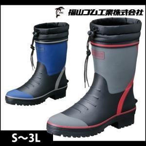 長靴 レインブーツ レインシューズ 防水 雨靴 梅雨対策 福山ゴムBEANS CLUB(ビーンズクラブ) SH-1|kanamono1