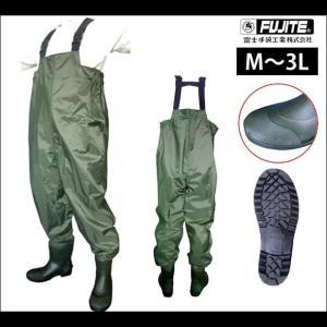 安全長靴 鉄芯入り水中長靴 2075 富士手袋工業|kanamono1