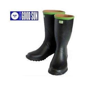 長靴 レインブーツ レインシューズ 防水 雨靴 梅雨対策 弘進ゴム 実用半長F型 女性サイズ対応|kanamono1
