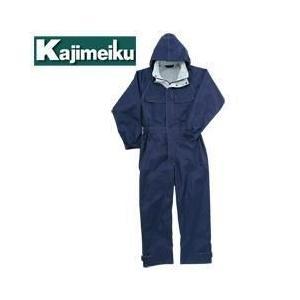 カジメイク レインコートレインウェア合羽 レインツナギ 3291|kanamono1