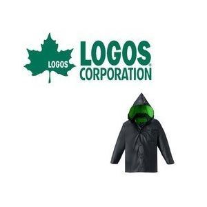 3L LOGOS(ロゴス) レインウェア クレモナ合羽・ジャンパー(袋入) 15120|kanamono1