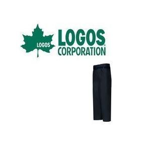 3L LOGOS(ロゴス) レインウェア クレモナ合羽・ズボン(袋入) 15160|kanamono1