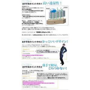 10着セットレインコート レインウェア 弘進ゴ...の詳細画像1