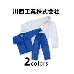 川西工業/レインウェア/ビニールクリア合羽 #1500|kanamono1