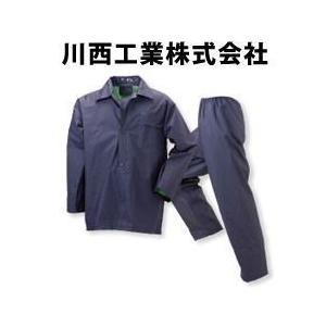 川西工業/レインウェア/糸入合羽 #8100|kanamono1