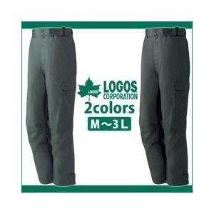LOGOS(ロゴス)/防水防寒パンツ/クロフト 30253|kanamono1