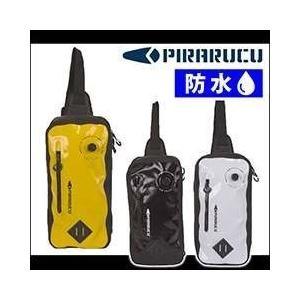 防水 ボディバッグ 防水バッグ ワンショルダー 撥水 濡れない 雨 斜めがけ ピラルク ワンショルダーバッグ GP-004|kanamono1