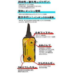 【26日ポイント15倍!】防水 ボディバッグ 防水バッグ 撥水 濡れない 斜めがけ ピラルク ワンショルダーバッグ GP-004|kanamono1|02