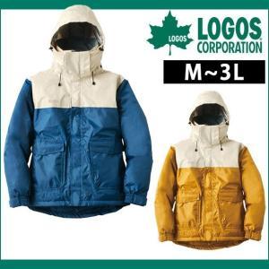 LOGOS|ロゴス|レインウェア|軽量防水防寒ジャケット エリック 30509|kanamono1