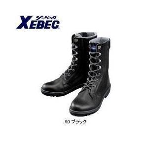 XEBEC(ジーベック) 安全靴 長編上 85023|kanamono1