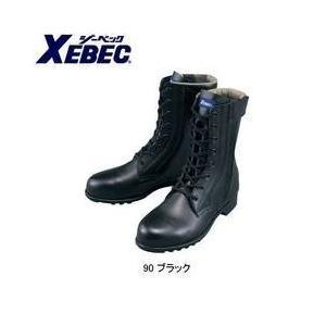 XEBEC(ジーベック) 安全靴 長編上 85027|kanamono1