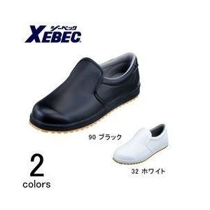 XEBEC(ジーベック) 作業靴 厨房シューズ 85665 メンズ レディース 女性対応|kanamono1