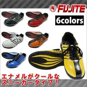 安全靴 スニーカー 富士手袋工業 TENGYU #5008 セーフティシューズ |安全靴スニーカー jis ワークストリート 災害 防災 靴 作業靴 セーフティーシューズ 安全)|kanamono1
