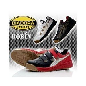 安全靴 スニーカー マジックテープ DIADORA(ディアドラ ディアドラ)ROBIN RB-11 RB-22 RB-213|kanamono1