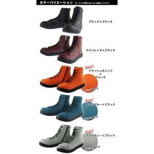 安全靴 ハイカット スニーカー チャーリー安全靴 CH001 作業靴 安全スニーカー メンズ レディース おしゃれ ブーツ かっこいい|kanamono1|05