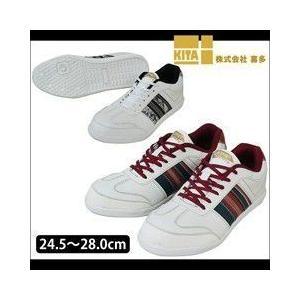 喜多 安全靴 UOMO LAVORO MG-5540|kanamono1