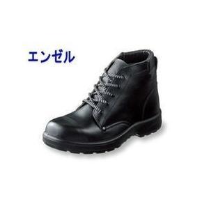 エンゼル 安全靴 樹脂先芯ウレタン2層中編靴 AZ212 メンズ レディース 女性対応|kanamono1