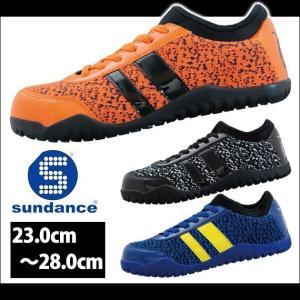sundance サンダンス 安全靴 セフティースニーカー GT-Evo5|kanamono1