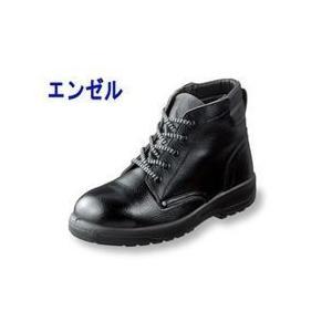 エンゼル 安全靴 ウレタン2層中編靴 AG212 メンズ レディース 女性対応|kanamono1