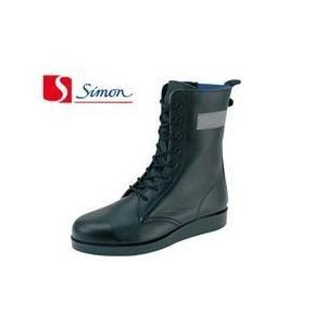 シモン 安全靴 ロードマスター 舗装靴 長編上|kanamono1