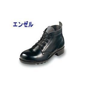 エンゼル 安全靴 耐水耐油耐薬中編 AGS212 メンズ レディース 女性対応|kanamono1
