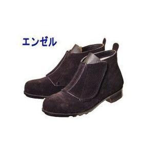 エンゼル 安全靴 耐熱中編靴(マジック) B212(マジック) メンズ レディース 女性対応|kanamono1