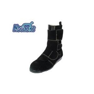 ノサックス 安全靴 鍛冶鳶 KT207 メンズ レディース 女性対応|kanamono1