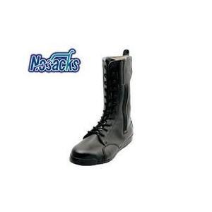 ノサックス 安全靴 ロング鳶 LT-700 メンズ レディース 女性対応|kanamono1