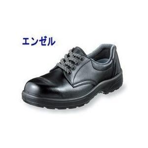 エンゼル 安全靴 樹脂先芯ウレタン2層短靴 AZ112 メンズ レディース 女性対応|kanamono1