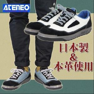 青木産業 安全靴 ZR-11BW ZR-11BG メンズ レディース 女性対応|kanamono1