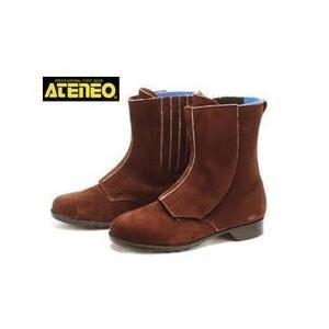 青木産業 安全靴 1704 メンズ レディース 女性対応|kanamono1