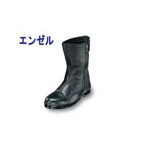 エンゼル 安全靴 高所用半長チャック 605-II メンズ レディース 女性対応|kanamono1