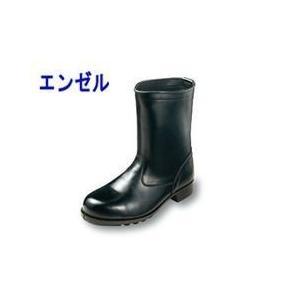 エンゼル 安全靴 耐水耐油耐薬半長 AGS311 メンズ レディース 女性対応|kanamono1