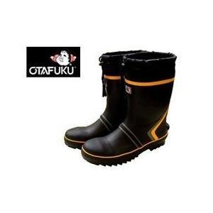 おたふく 安全長靴 安全ショートブーツ JW-736|kanamono1