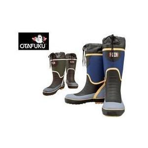 おたふく 安全長靴 安全カラーブーツ(先芯入)JW-740|kanamono1