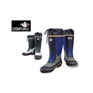 おたふく 長靴 カラーブーツ JW-730|kanamono1