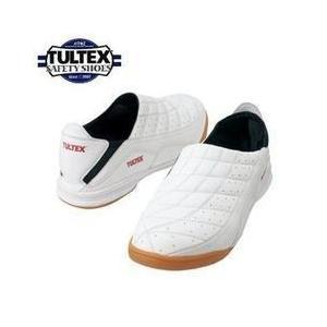 安全靴 レディースサイズ対応 スリッポン 軽量 セーフティーシューズ タルテックス タルテックス AZ-51604|kanamono1