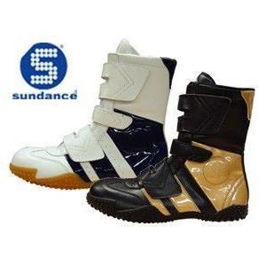 高所用安全靴 sundance(サンダンス) 998R jis マジックテープ 規格 s 軽量 高所用 ワークストリート セーフティーシューズ おしゃれ セーフティシューズ)|kanamono1