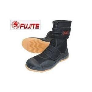 安全靴 防水 4E 高所用安全靴 マジックテープ 耐水 耐油 富士手袋工業 防水型かっとびシェルパ 9952|kanamono1
