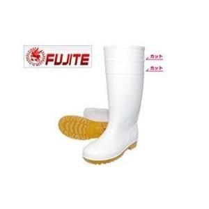 富士手袋工業 安全長靴 耐油セフメイトセイバー 889 ブラック ホワイト|kanamono1