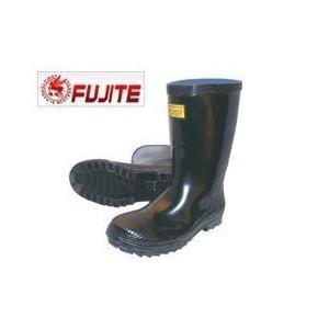富士手袋工業 安全長靴 安全ゴムブーツ軽半型 992|kanamono1