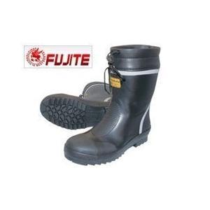 富士手袋工業 安全長靴 ショートラバーセーフティー 9705|kanamono1