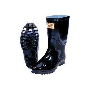富士手袋工業 長靴  軽半長靴 996 / ブラック kanamono1