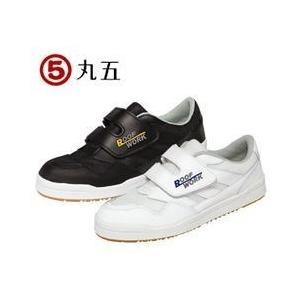 作業靴 メンズ レディース 屋根やくん #02 丸五|kanamono1