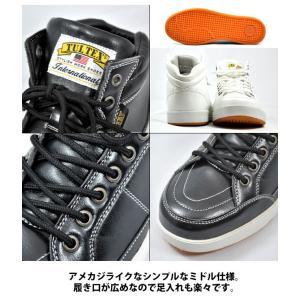 安全靴 女性用 レディース メンズ おしゃれ セーフティーシューズ ハイカット 軽量 タルテックス AZ-51633|kanamono1|02
