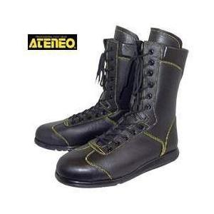 青木産業 作業靴 救助訓練用編上靴 F-70 メンズ レディース 女性対応|kanamono1