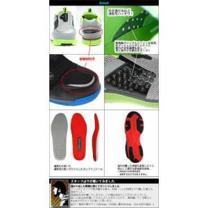 安全靴 レディースサイズ対応 4E スリッポン 軽量 女性 おしゃれ #767 丸五 マンダムセーフティーLight|kanamono1|03
