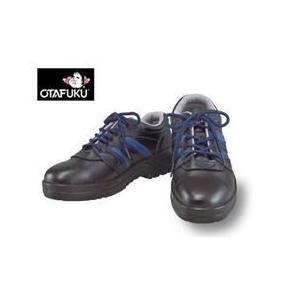 おたふく 安全靴 安全シューズ静電短靴タイプ JW-753 メンズ レディース 女性対応|kanamono1