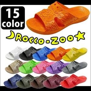 Rocco-Zoo サンダル ロコゾウ Z-001|kanamono1