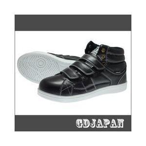 GDJAPAN(ジーデージャパン) 安全靴 カジュアル ワークシューズ GD-736 ハイカット|kanamono1